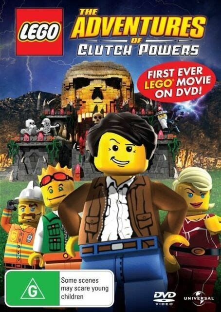 Lego: The Adventures of Clutch Powers - Greatest Movies Wiki