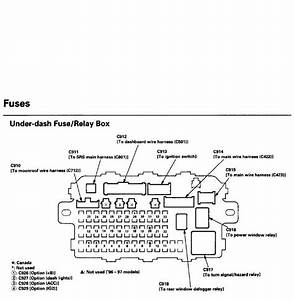 21 Images 1996 Honda Civic Wiring Harness Diagram