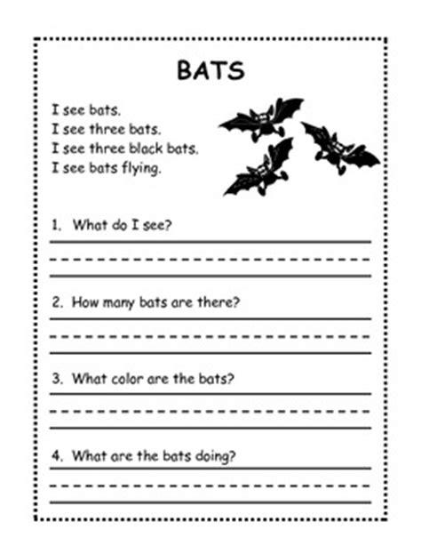 1st grade reading worksheet by the joyful