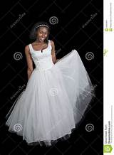 Girl bride to be black