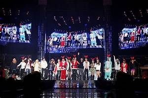 JYP Nation Performs First Joint Concert on Christmas Eve ...