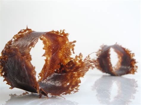 best tuiles recipe caramel tuile by pastry chef and author eddy damme