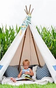 Tipi Pour Enfant : tipi pour une chambre d 39 enfant inspiration blog d co clematc ~ Teatrodelosmanantiales.com Idées de Décoration