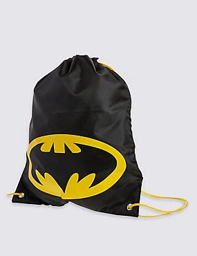 kids batman rucksack bag