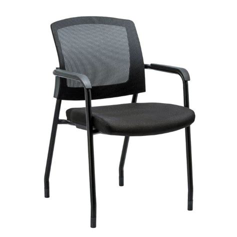 stylish mesh back stacking guest chair great price