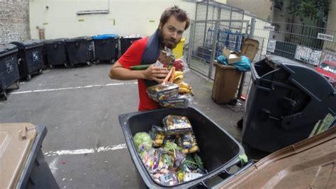 Aus Containern by Containern Ein Franzose Isst Was Andere Wegwerfen