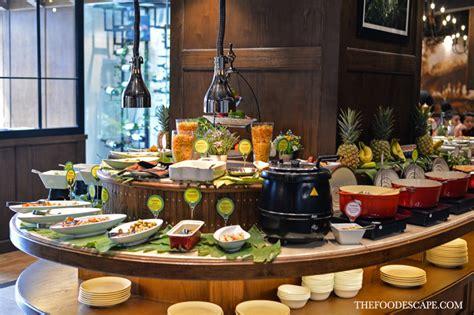tucanos jakarta sudirman food escape indonesian food