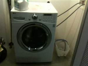 Lg Washer    Ventless Dryer Wm3987hw Not Drying  This Might