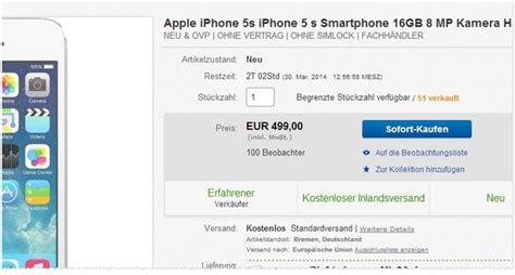 iphone 5s preis ohne vertrag iphone 5s als lidl angebot ab 9 5 2016 349