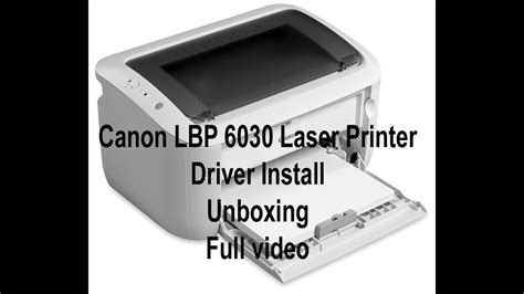 Use the search function at the top to find the driver you need. CANON LBP6030 6040 6018L WINDOWS 8 X64 DRIVER