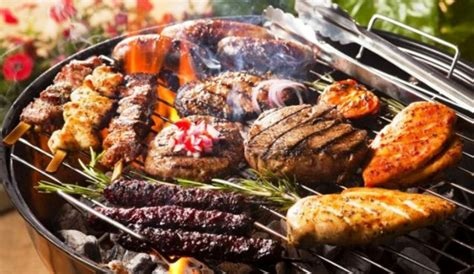grill cuisine how to prepare a simple and great barbecue how ornament my