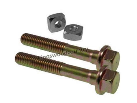 holden hq hj hx hz wb radiator support bolts nut rubber urethane bush