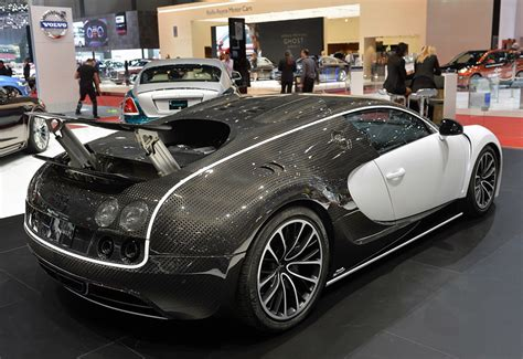 bugatti veyron  mansory vivere specifications