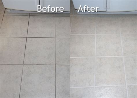 Tile & Grout Cleaning   Mack ? Contracting