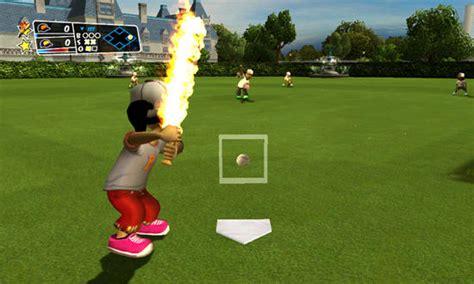 Sandlot Sluggers Game Info, Screenshots