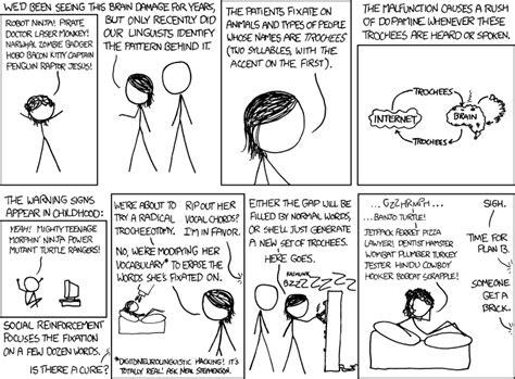 trochee fixation explain xkcd