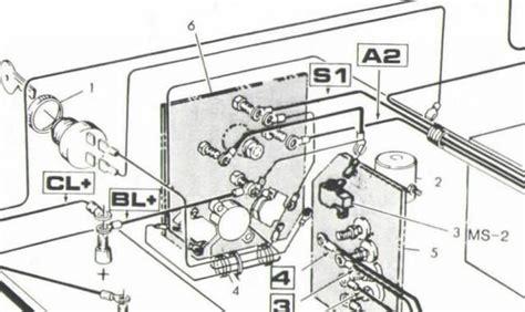 Ez Go 36 Volt Wiring Diagram by 36 Volt Ez Go Marathon Wiring Diagram Wiring Diagram