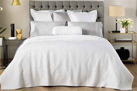 Linen Bedcovers by Christobel Bed Cover