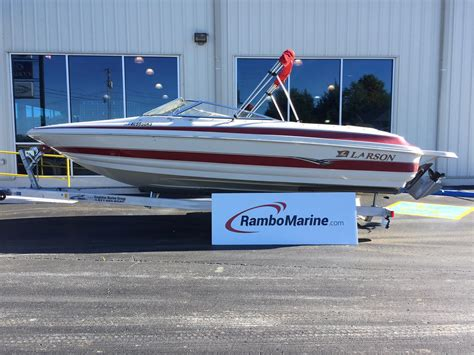 Larson Boats by Used Larson 230 Lxi Boats For Sale Boats