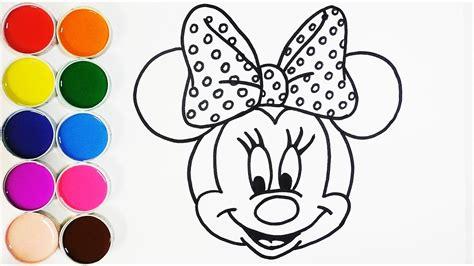Dibujos De Minnie Mouse Para Imprimir Webphotos org
