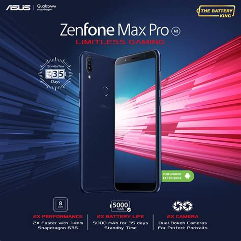 asus zenfone max pro m1 coming to ph in june gadget