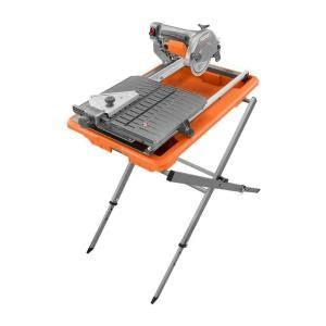 Ridgid Tile Saw Home Depot Canada by 7 In Tile Saw With Stand