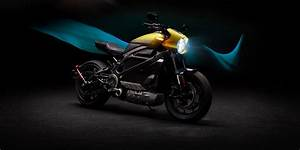 2020 Livewire Electric Motorcycle