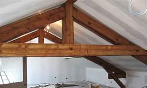 Peinture Poutre Bois Peinture Pour Poutre En Bois Recibidores Que - Peinture pour poutres en bois