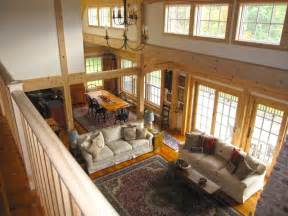 pole barn home interior pole barn house designs the escape from popular modern house style homesfeed