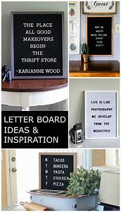 Letter Board Inspiration, Quotes And Ideas - House of