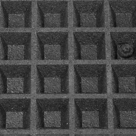 Fatigue Rubber Floor Tiles   Waffle Bottom Anti Fatigue