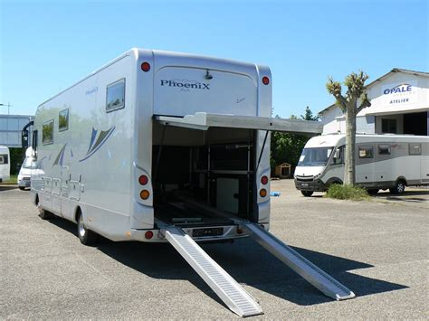 Camping Car Avec Garage Voiture Occasion  Voiture D'occasion