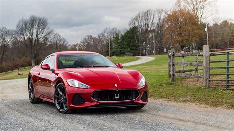 2018 Maserati Granturismo Sport Wallpaper