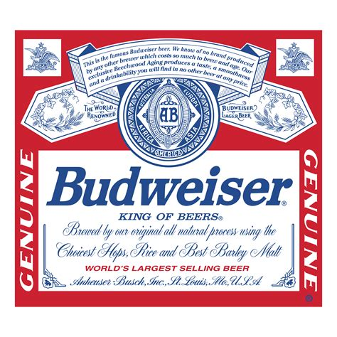 Budweiser – Logos Download