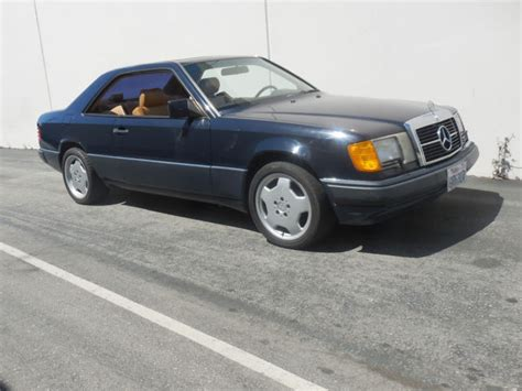 It has been introduced in 1991. Rare Classic 1991 Mercedes Benz 300CE! 99.9% Rust-Free 3.0L California Coupe! for sale: photos ...