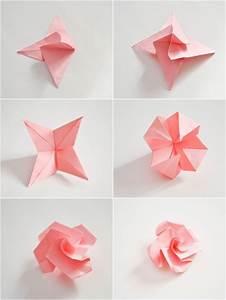 Fleur En Origami Facile : 6442 best diy images on pinterest ~ Farleysfitness.com Idées de Décoration