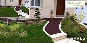 Aménagement Jardin Extérieur : idee amenagement exterieur maison ~ Preciouscoupons.com Idées de Décoration