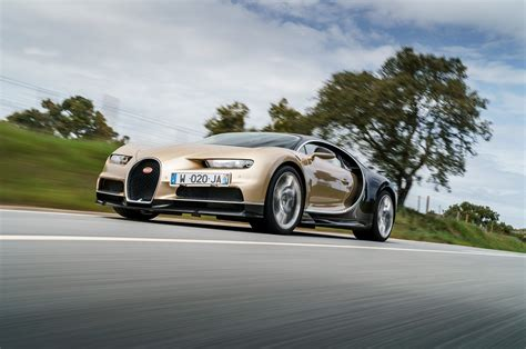 $65,960 per month for 24 months. 2018 Bugatti Chiron First Drive Review   Automobile Magazine