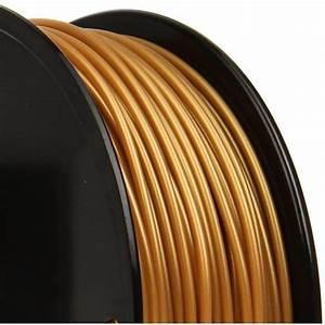 Pla 3d Druck : voltivo excelfil 3d druck filament pla 3mm gold zubeh r f r 3d drucker ~ Eleganceandgraceweddings.com Haus und Dekorationen
