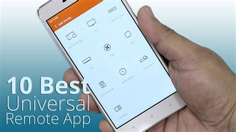Best Remote App Android 10 Best Universal Remote App For Android And Iphone