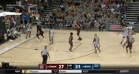 espns  college basketball scorebug