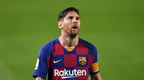 Messi first time appearance since dramatic U-turn transfer ...