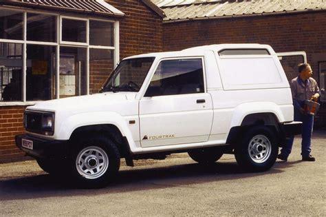 Daihatsu Fourtrak Rugger Ii Generation 2