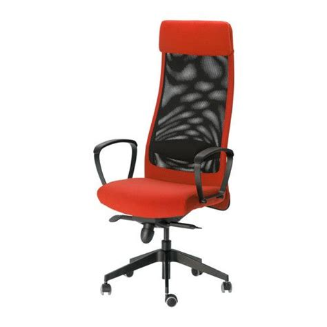 markus swivel chair vissle gray directors chairs for the nest orange