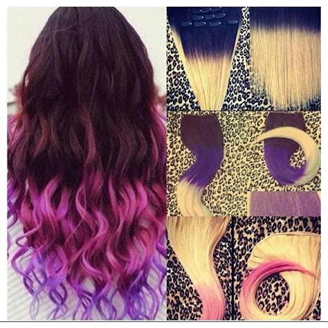 color block hair 1000 ideas about color block hair on colored