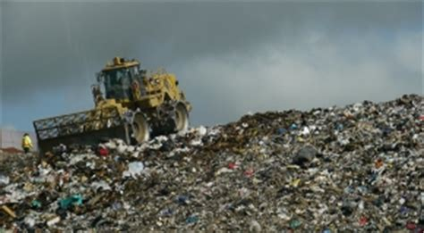 annual reports vancouver landfill waste management