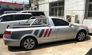 Pick Up Audi : spotted in china audi a6l pickup truck ~ Melissatoandfro.com Idées de Décoration