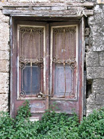 Old Windows and Doors