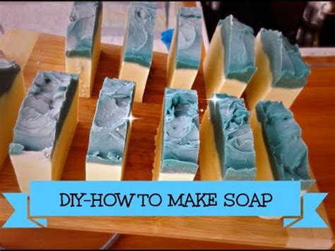 soap  home cold process homemade soap making