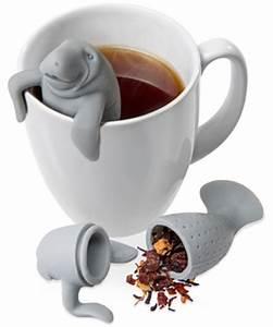 ManaTea Tea Infuser: Silicone tea infuser